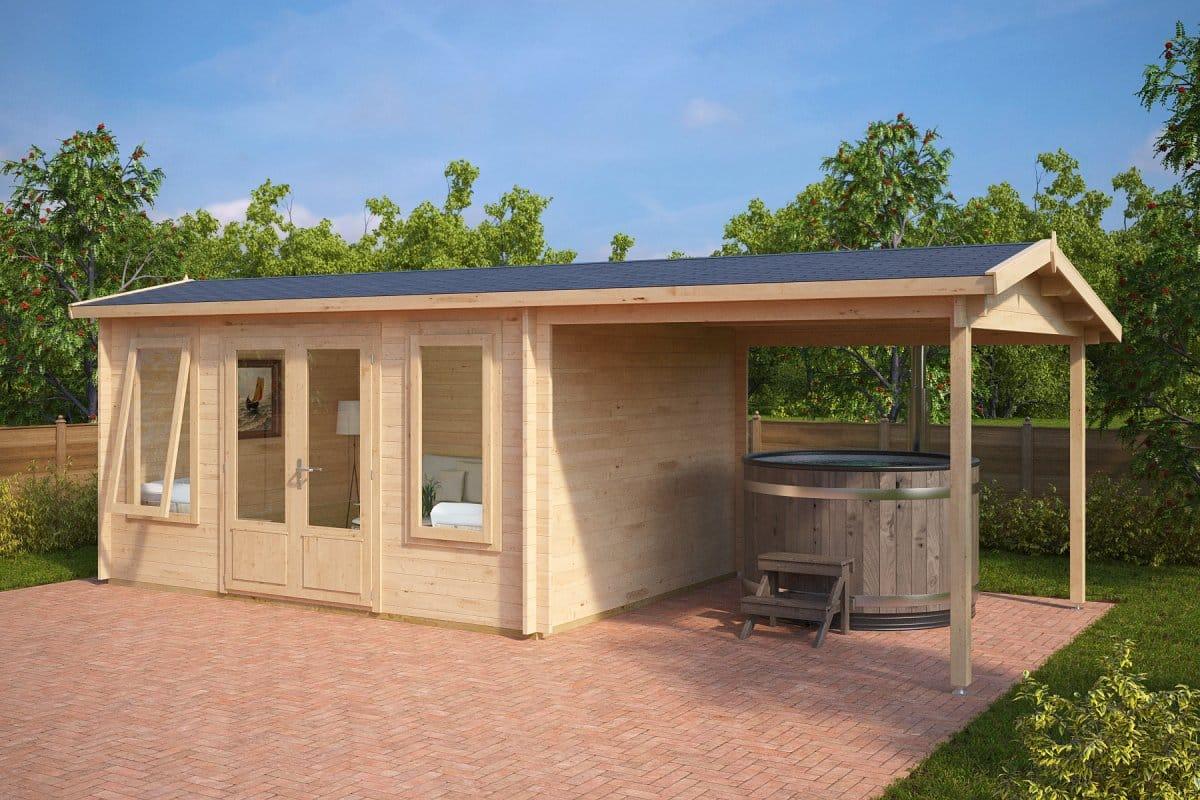 Gartenhaus Outdoor Küche : Gartenhaus mit outdoor küche klicke auf dieses bild um es in