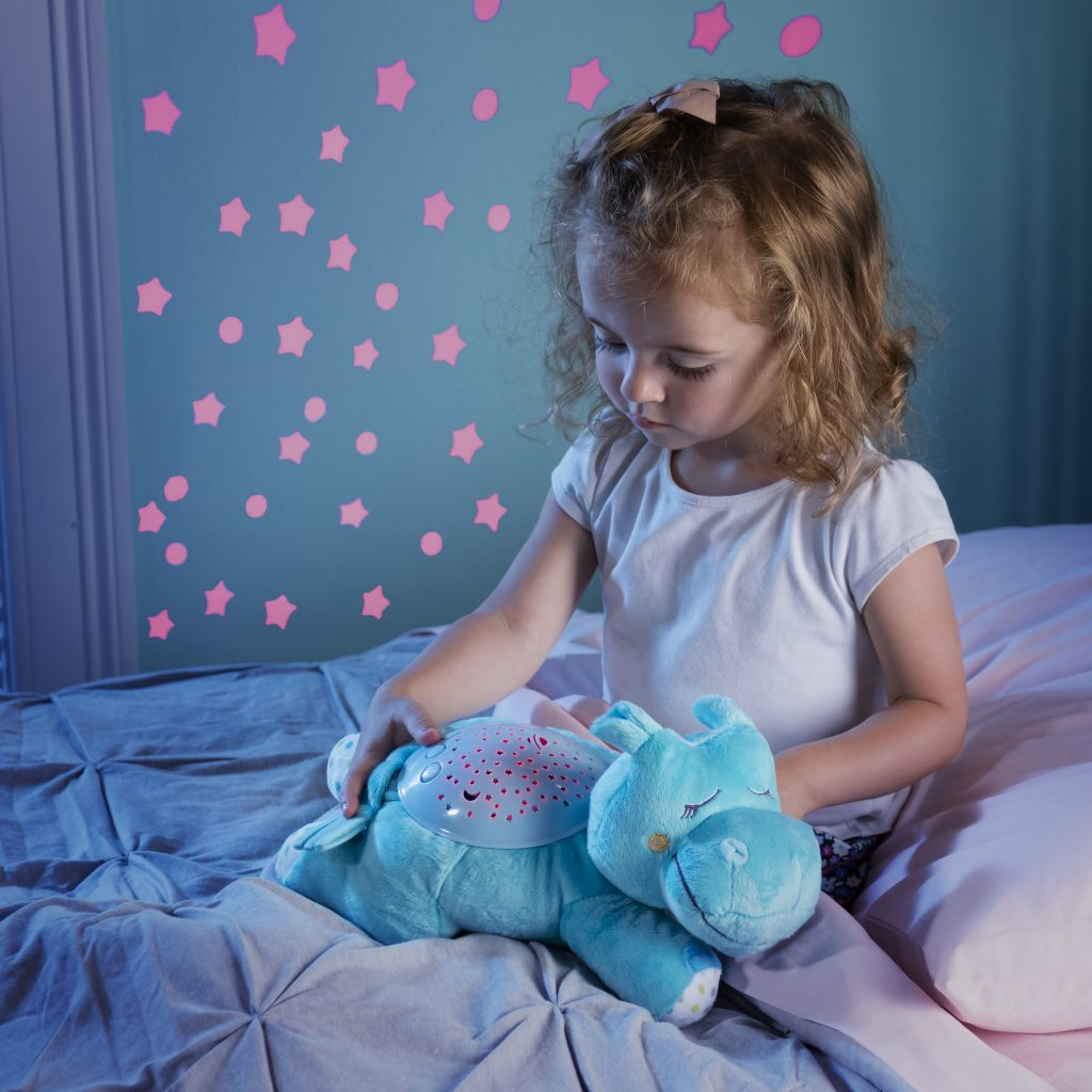 Baby Musical Night Light Slumber Buddies Classic Dozing Hippo Summer Infant Baby