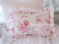 SUMMER BEDDING PILLOWS COTTAGE LIVING ROMANTIC HOME CHIC ...