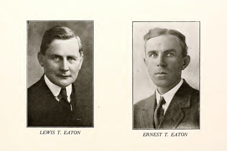 How the Eaton family founded Rocky Mountain College, article by Roman Jones