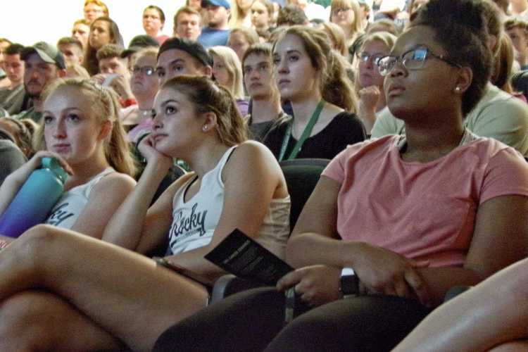 Rocky commits to student safety, article by Avery Frazier