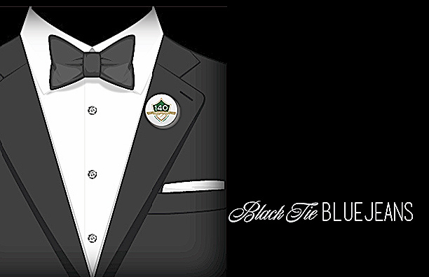 RMC's Black Tie Blue Jeans celebrates 31st anniversary, article by Jocelyn Anderson