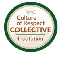 RMC Culture of Respect Collective Institution logo. Photo courtesy of Rocky.edu.
