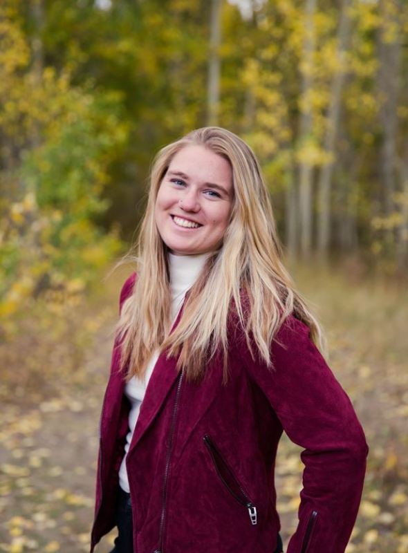 Sydney Weaver is The Summit's 2021/2022 Editor-In-Chief, she is from Park City, Utah and is studying English: Creative Writing and Communications