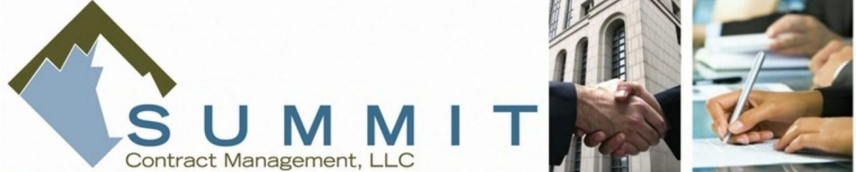 Summit Contract Management, LLC \u2013 Summit Contract Management, LLC