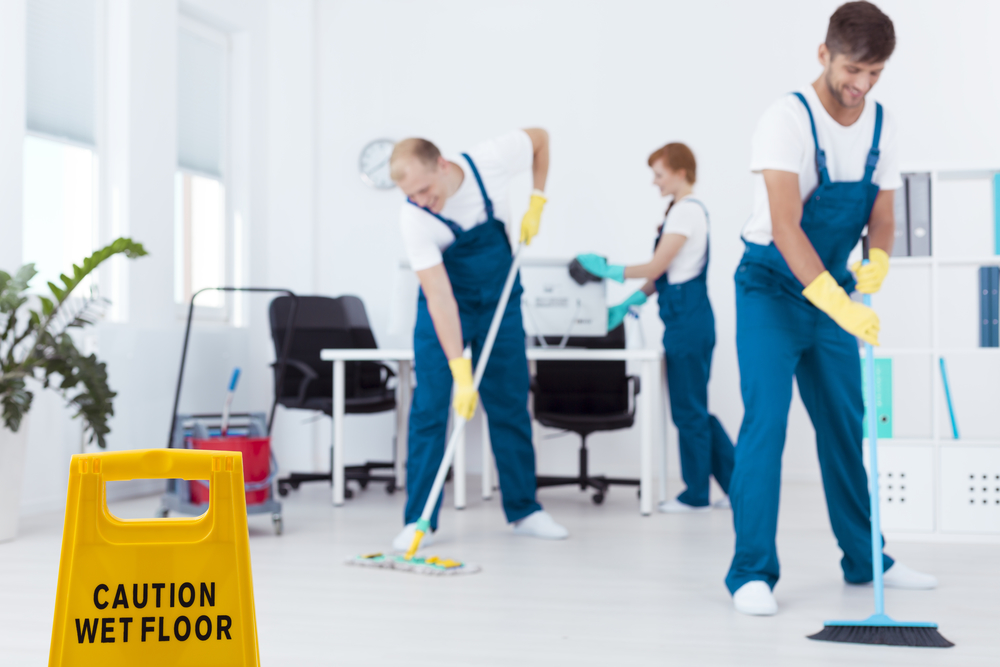 New Year, Clean Business How To Hire Office Cleaners