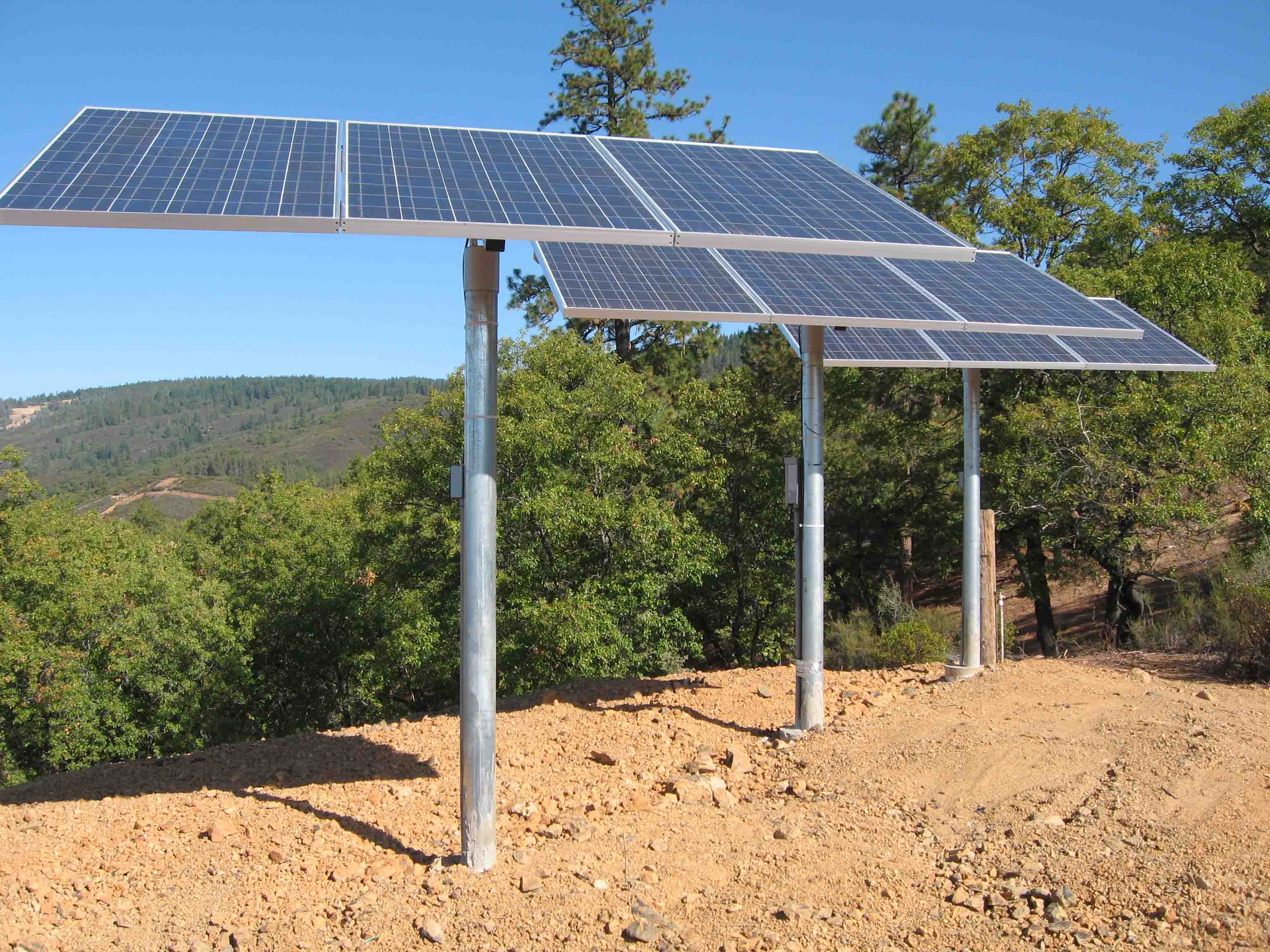 Diy Solar Panel Mount Koller Get Diy Solar Panel Pole Mount