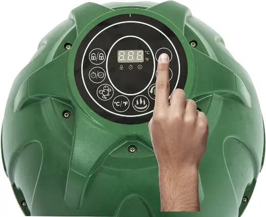 Inflatable Hot Tub Temperature Control