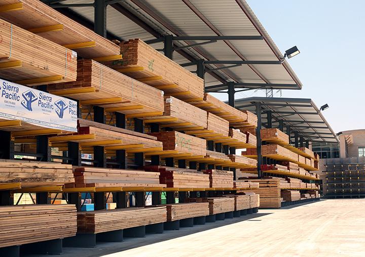 Ganahl Lumber Sunbelt Rackr