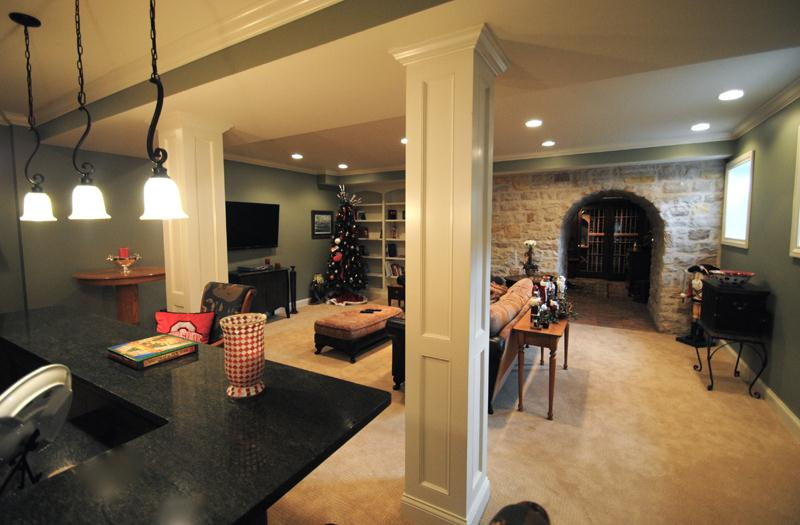 Theater Room Ideas Suncraft | Basement Finishing, Finished Basements