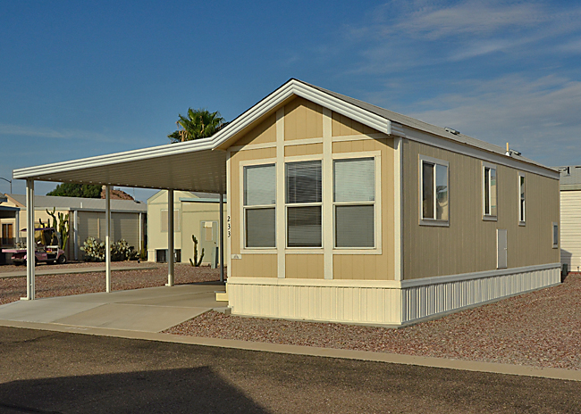 Arizona Retirement Resort Homes for Sale, Sundance 1 RV Resort Casa Grande