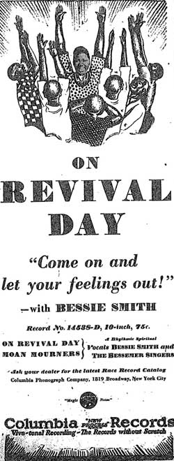 Bessie Smith: On Revival Day