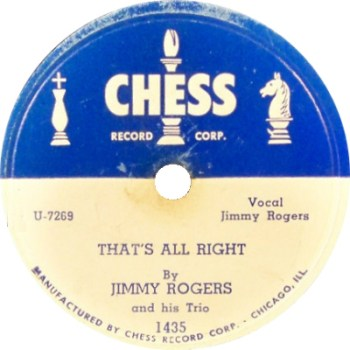 Jimmy Rogers: That's All Right