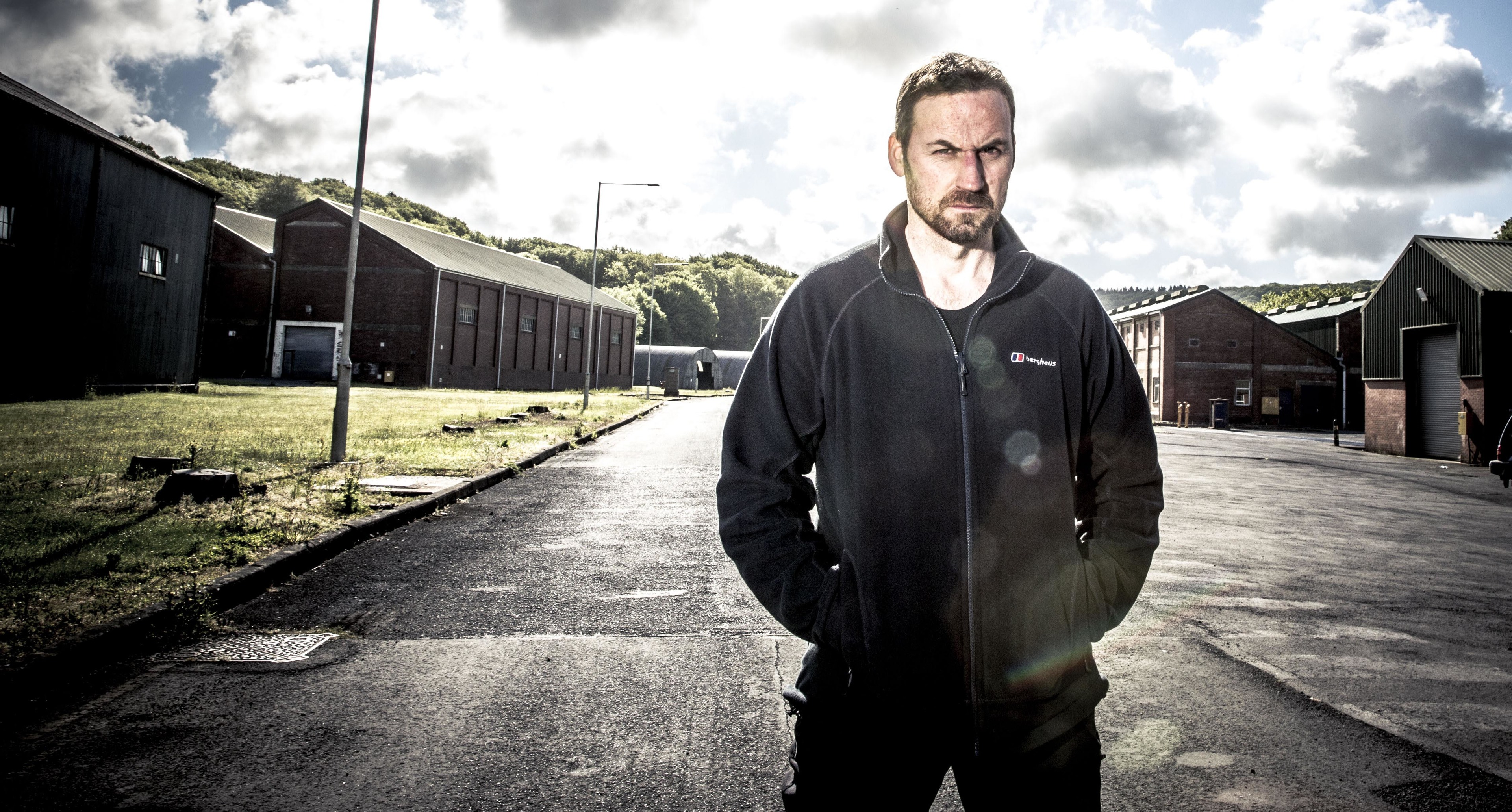 Sas Bad 24 Sas Veteran Colin Maclachlan Highlights Challenges Military