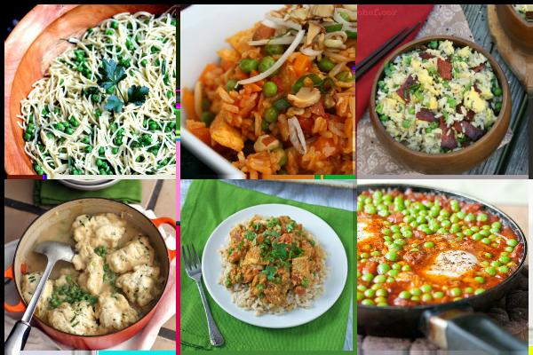 Green Peas Recipes 2
