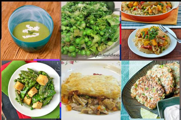 Green Peas Recipes 4