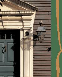 Authentic Colonial Doorways - Period Authentic Connecticut ...