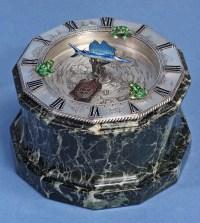 c.1931 American Mystery Turtle Clock. - Sundialfarm
