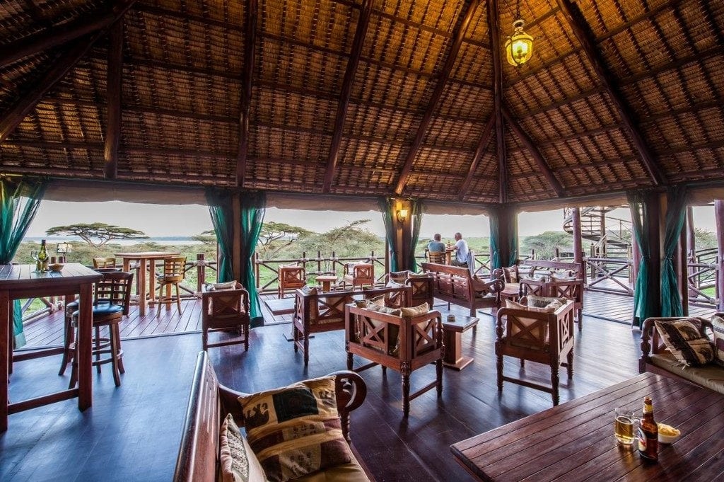 Goede Ventilator Slaapkamer Lake Ndutu Luxury Tented Lodge | Sundowner Wildlife Holidays