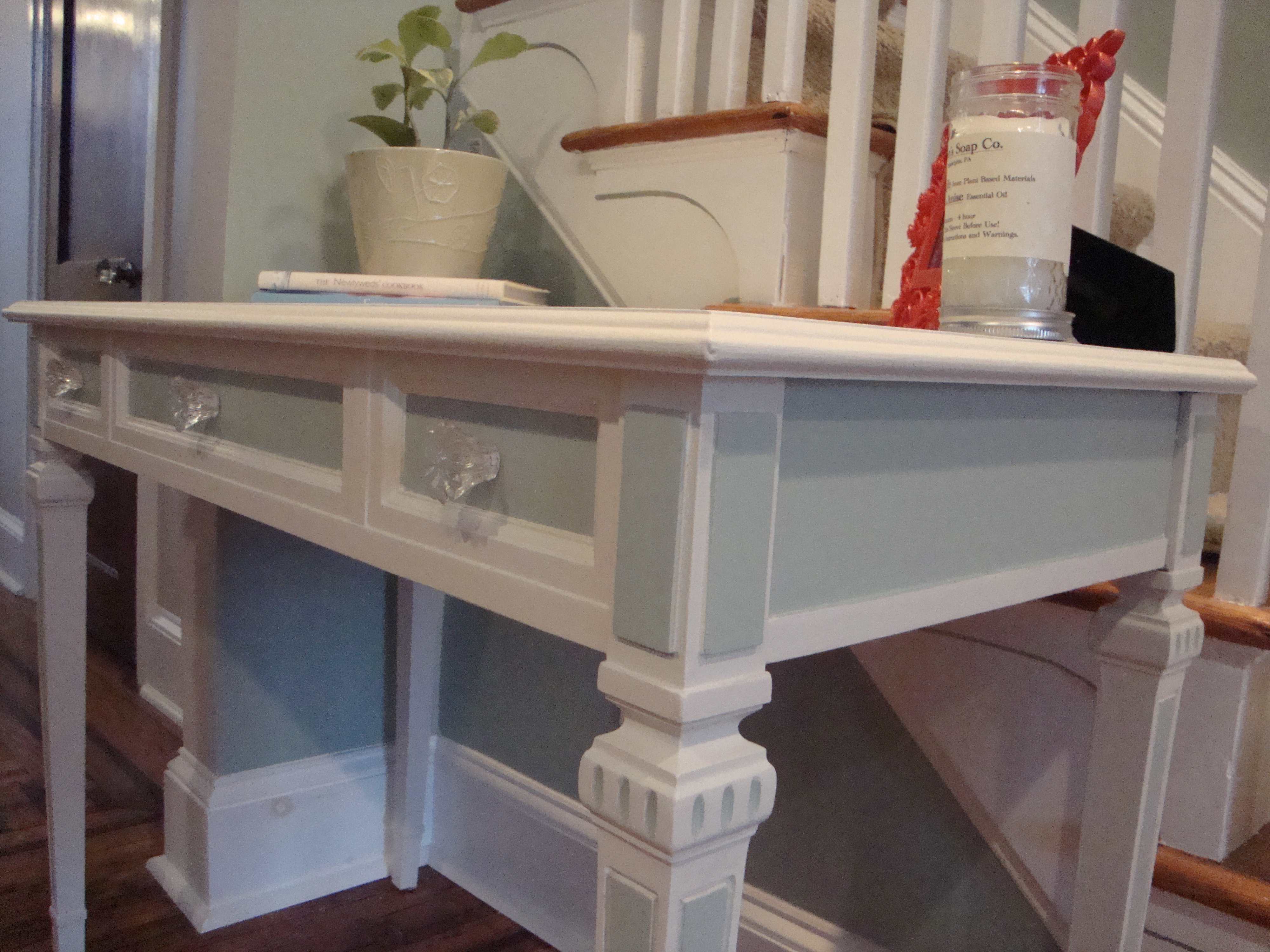 Diy Shabby Chic Desk The Staging Chick