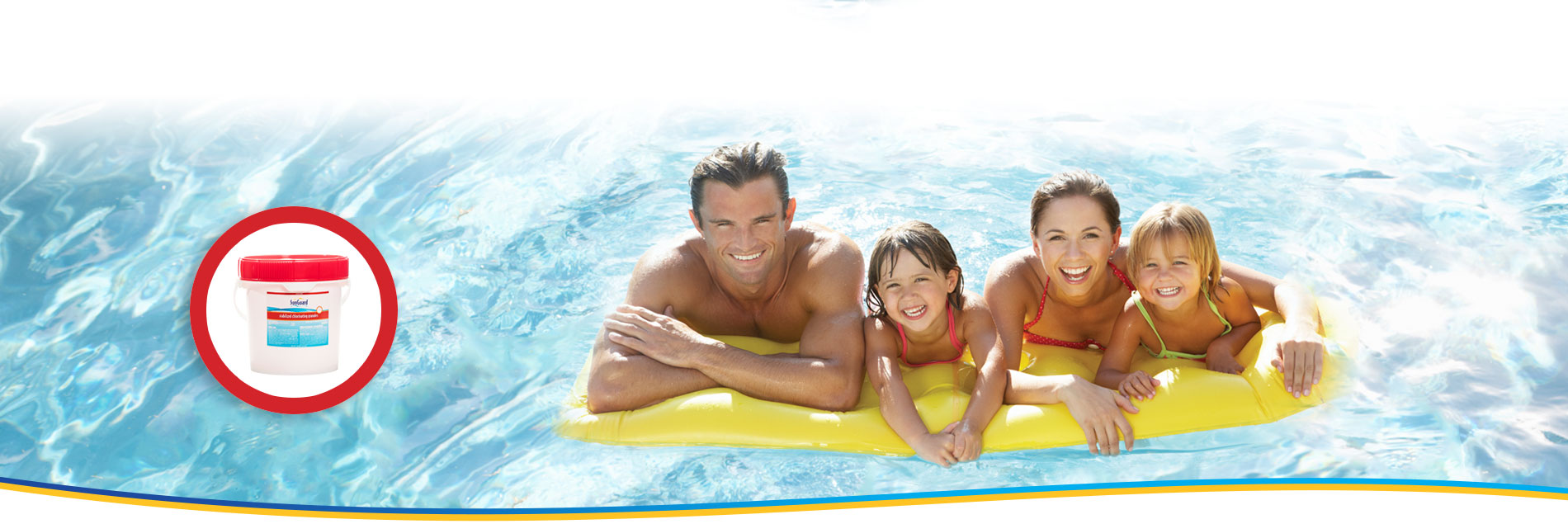Multitabs Für Pool Sunguard Sanitizers Swimming Pool Maintenance And Spa Care