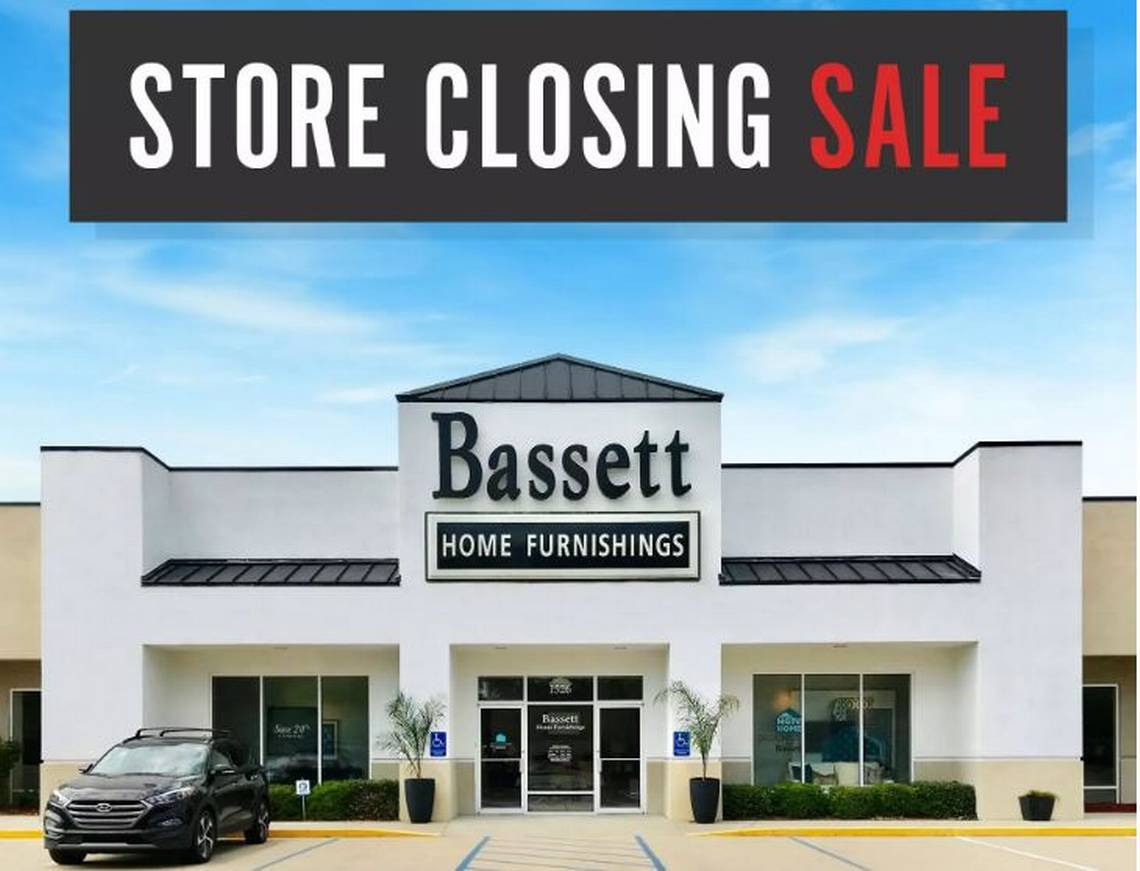 Bassett Furniture In Gulfport And Fred S In Vancleave To Close Biloxi Sun Herald