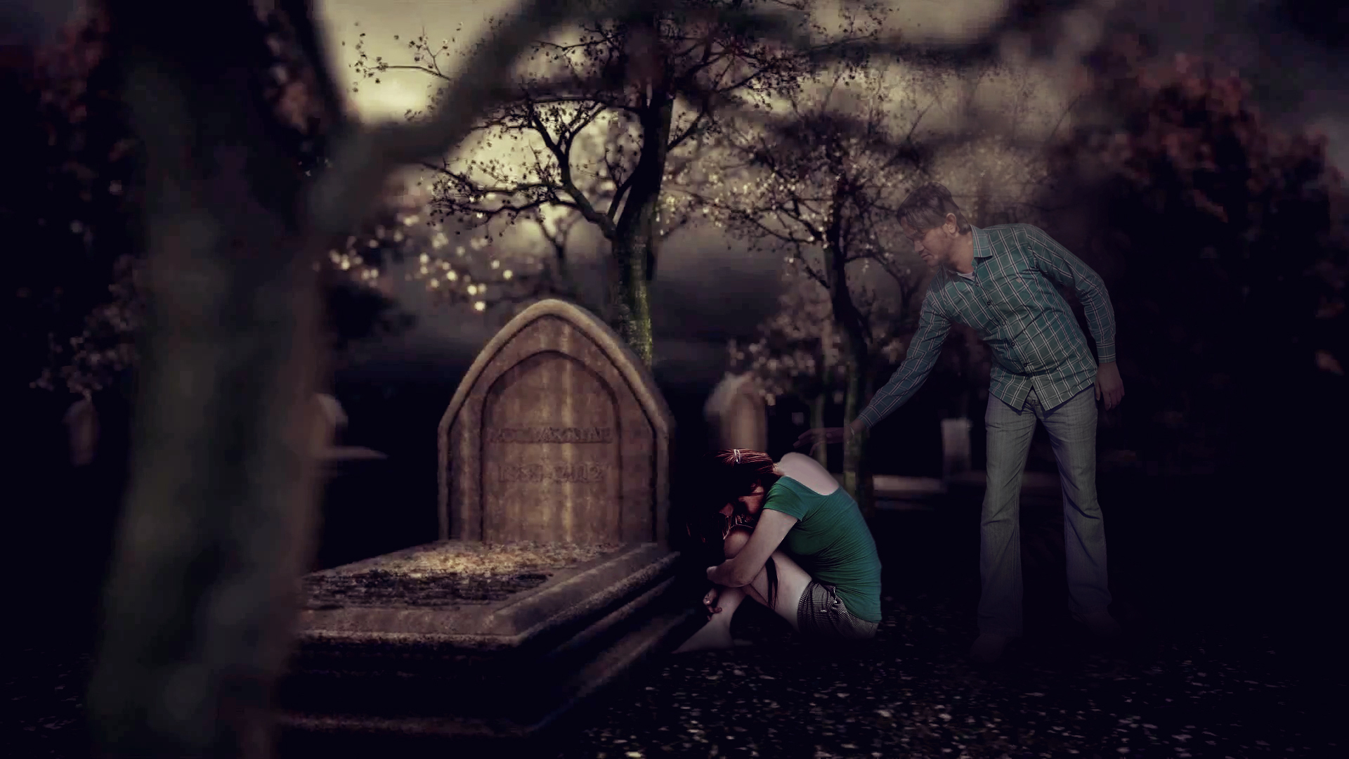Sad Love Boy And Girl Wallpaper Hd 21 Brilliant Photo Manipulations Wallpaper Amazing