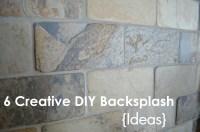 kimboleeey  DIY Backsplash Ideas For Your Kitchen And ...