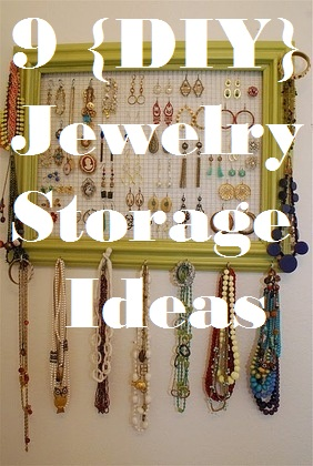 Best Jewelry Organization Ideas Ever Sunlit Spaces