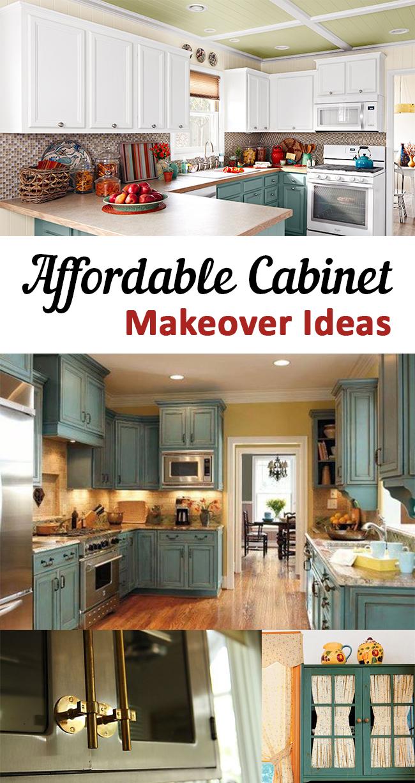 affordable cabinet makeover ideas kitchen cabinet updates Kitchen cabinets kitchen cabinet makeover easy cabinet makeover simple kitchen updates popular