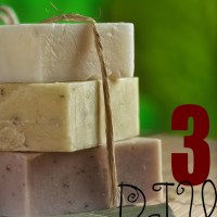 3 DIY Soap Recipes