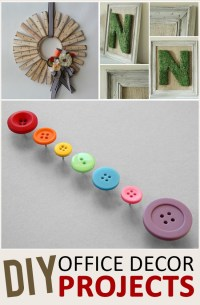 DIY Office Decor Projects - Page 3 of 8