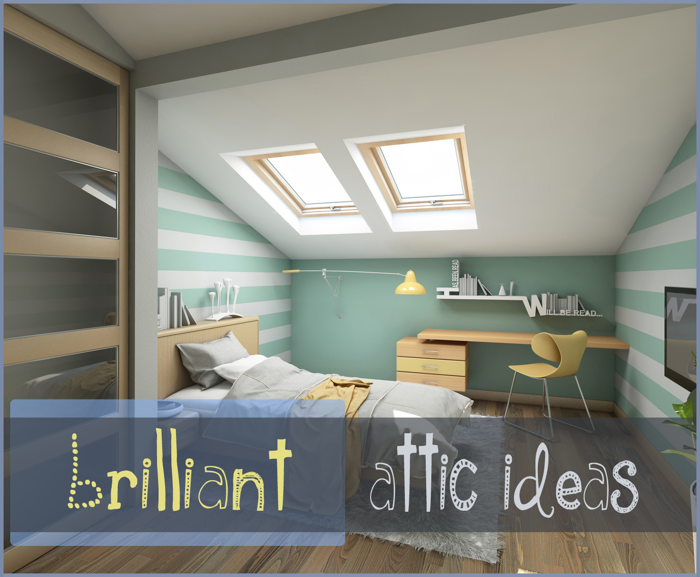 Attic Space Ideas 10 Fancy Things You Can Make Out Of Your Attic Space