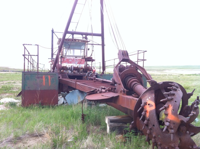 Dredges For Sale Sun Machinery Corp