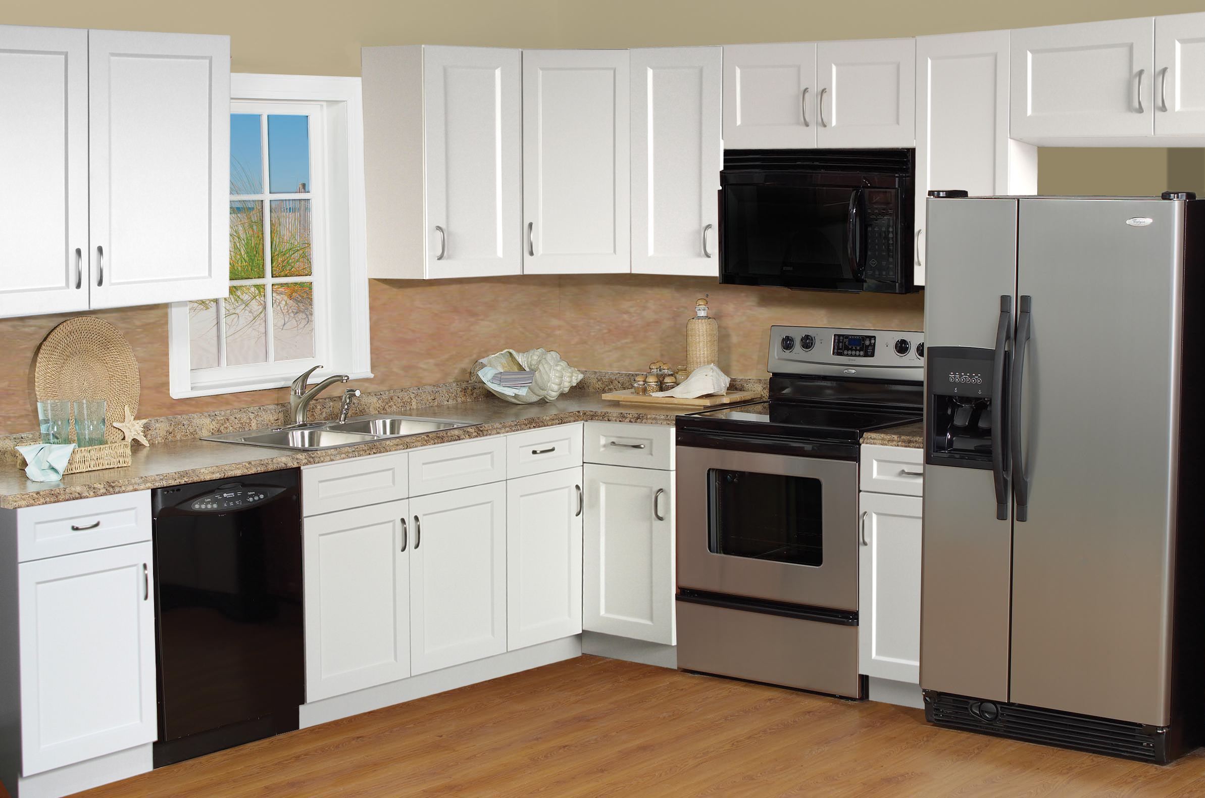 Off White Shaker Cabinets White Shaker Kitchen Cabinets 20 Off