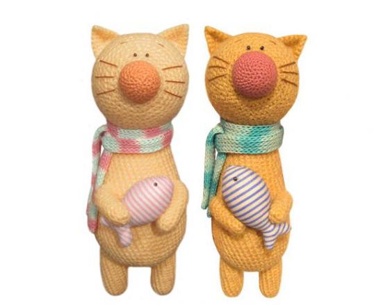 Наташа Синёва: у каждого должен жить кот!