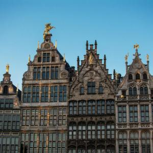 Architektur in Antwerpen