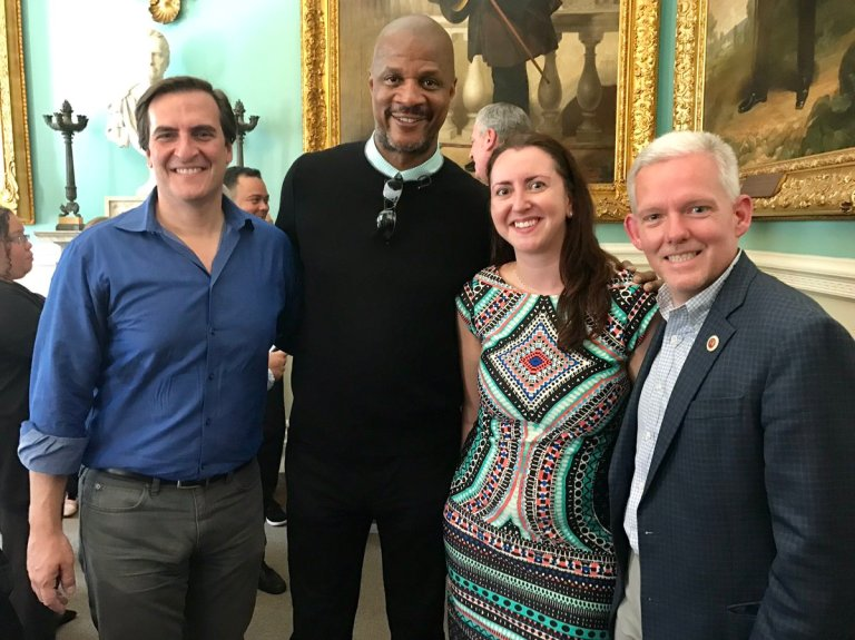 2017-05-01 Rozic Meets '86 Mets at City Hall