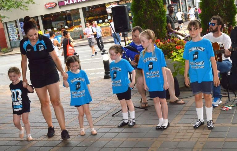 Sunnyside Shines Irish Dance