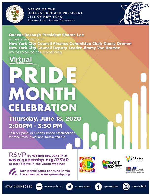 LGBTQIA+ Pride Month