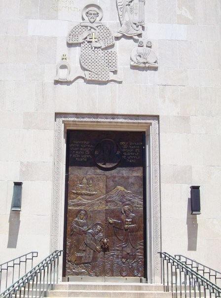 Armenian Doors