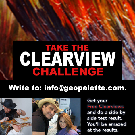 Clearview Challenge Ad