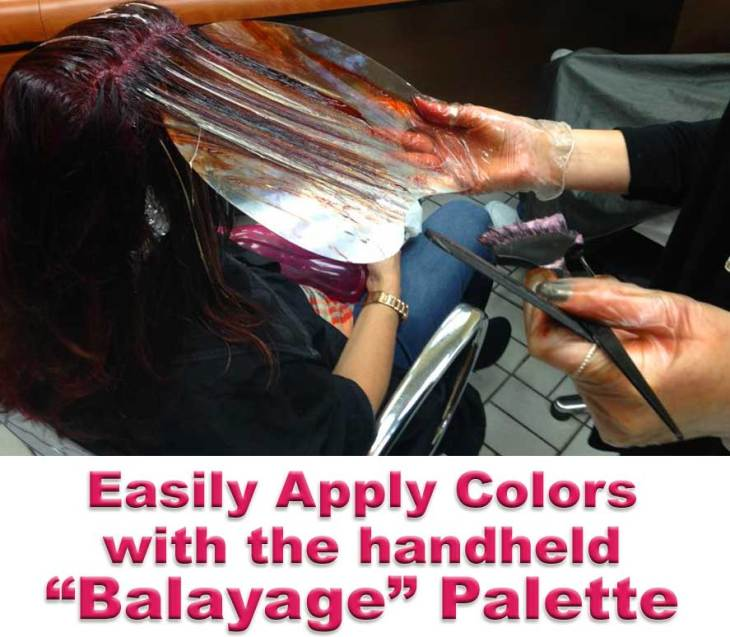Design for Balayage Palette
