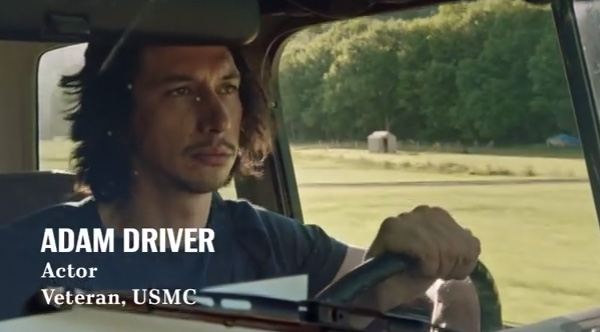 Lg Side By Side Adam Driver And Budweiser Release Wonderful Video To Help