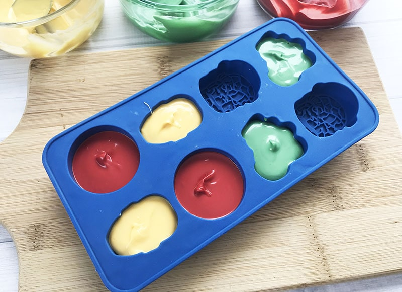 superhero cupcake liners