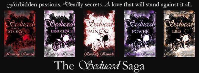 The Seduced Saga Banner
