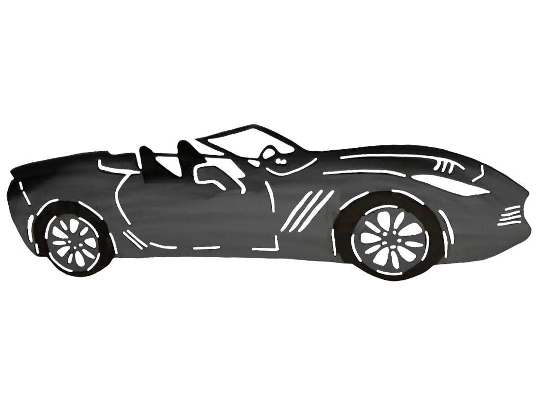 Corvette Wall Art