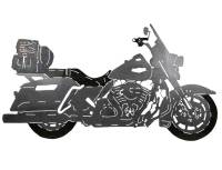 SMW545 Custom Metal Harley Motorcycle Wall Art - Sunriver ...
