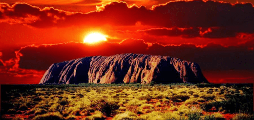 Uluru Australia - Best Sunset Locations