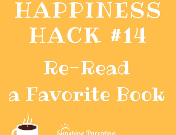 Re-Read a Favorite Book
